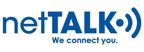 netTALK - We Connect You. (PRNewsFoto/netTALK) (PRNewsFoto/netTALK)