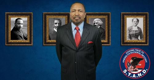 Bishop E.W. Jackson Calls Black Christians to Exodus the Democrat Party! Bishop Jackson's message is ...