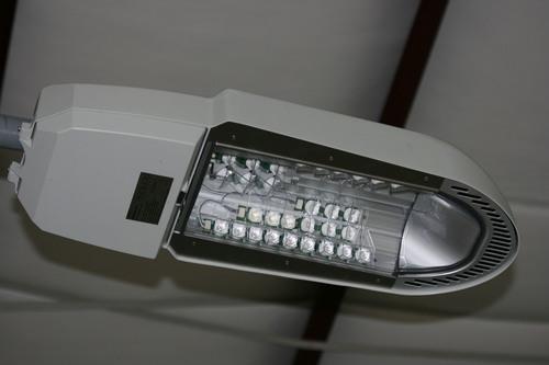 Evolucia's Night Warrior 200 Watt Cobrahead fixture is designed with patented Aimed Optics TM technology as  ...