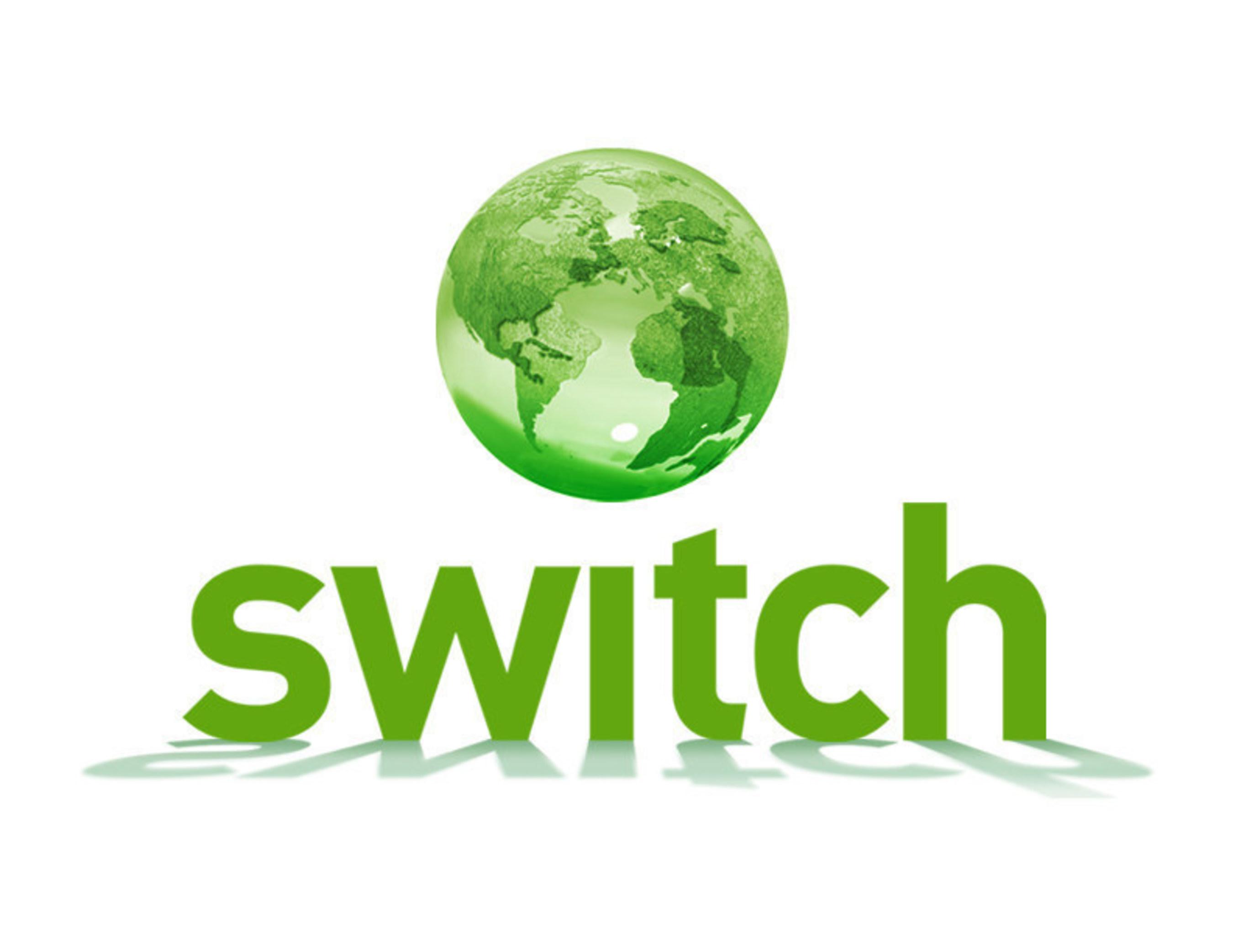 Switch green technology logo
