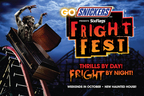Six Flags Great America in Chicago Kicks Off 21st Season of Fright Fest.  (PRNewsFoto/Six Flags Great America)