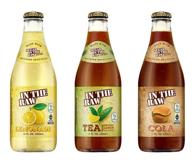 In The Raw Breaks Into New Market with Reduced Calorie Beverages