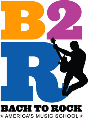 Bach to Rock logo.  (PRNewsFoto/Bach to Rock)
