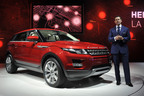 Introducing the All-New Range Rover Evoque Five-Door