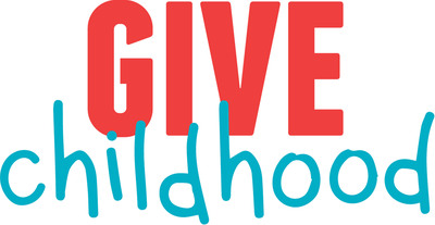Vitamin Angels Give Childhood logo.  (PRNewsFoto/Vitamin Angels)