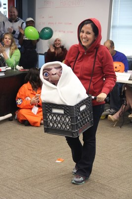 """Each WWP department will have its own special costume and decoration theme as they welcome trick-or-treaters through their """"not-so-haunted"""" house at WWP headquarters."""