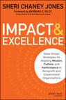 Impact & Excellence cover (PRNewsFoto/Sheri Chaney Jones)