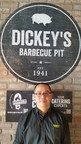 Owner/Operator Andrew Lee opens Dickey's Barbecue Pit in Montclair on Thursday