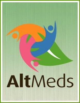 www.AltMeds.com brought to you by Alternative Medicine Info, LLC.  (PRNewsFoto/Alternative Medicine Info, LLC.)
