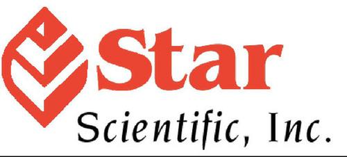 Star Scientific, Inc. Logo. (PRNewsFoto/Star Scientific, Inc.)