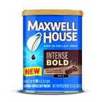 New dark roast Maxwell House blend, Intense Bold. (PRNewsFoto/Maxwell House)