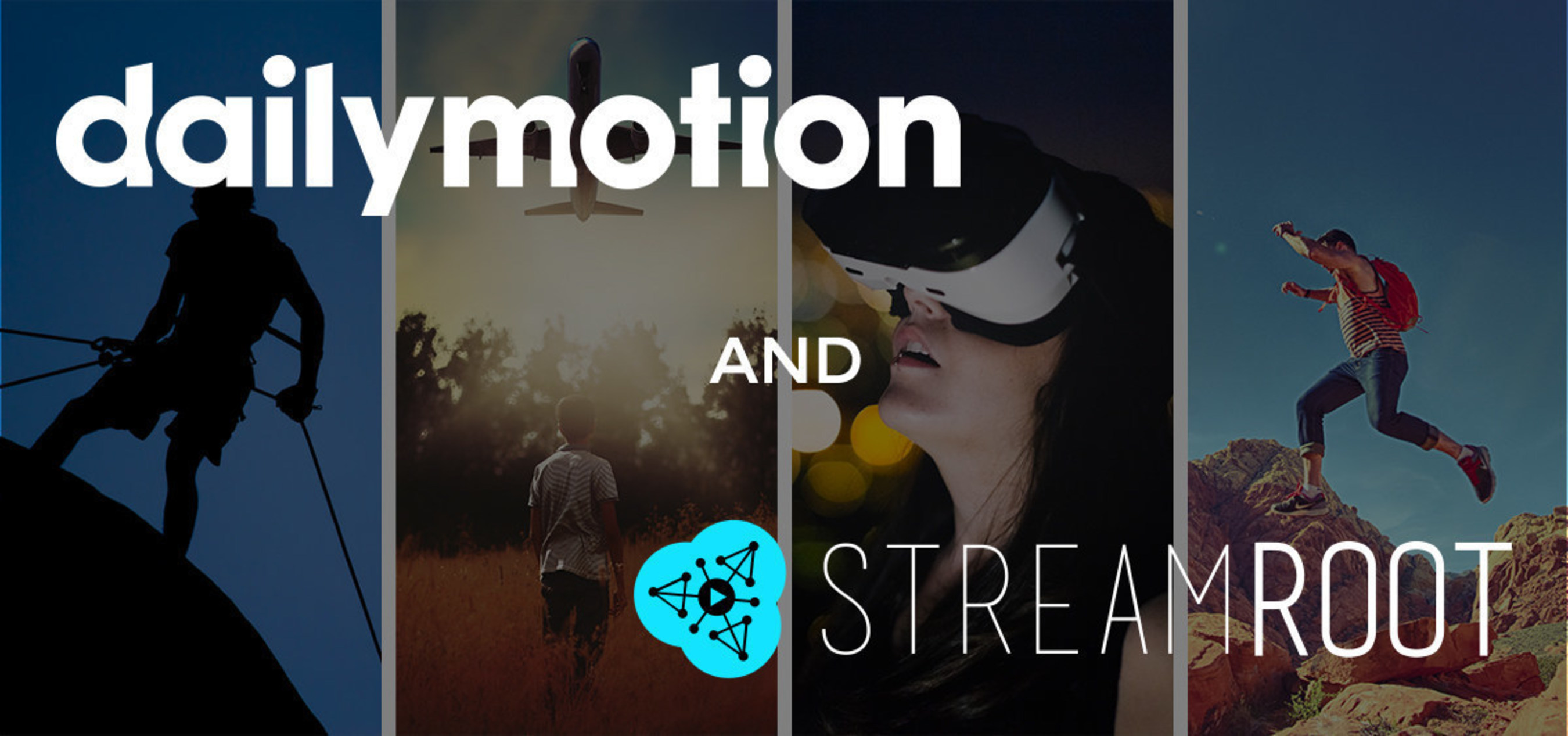 Dailymotion selects Streamroot to control cost and QoS for large scale OTT video delivery