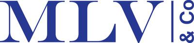 MLV Logo.  (PRNewsFoto/MLV & Co.)
