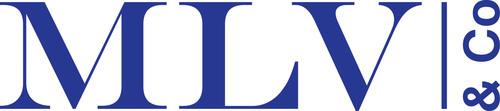 MLV Logo. (PRNewsFoto/MLV & Co.) (PRNewsFoto/)