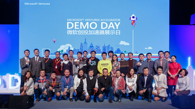 Microsoft Ventures Accelerator Jump Starts the Development of 100 Startups in China The Total Valuation of Graduate Enterprises Exceeds RMB 10 Billion