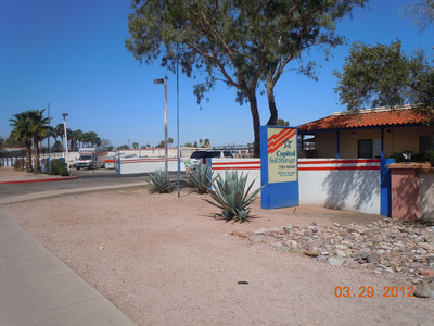 U-Haul Company of Southern Arizona Expands U-Haul Self-Storage Operations with the Purchase of Capitol Self Storage.  (PRNewsFoto/U-Haul)