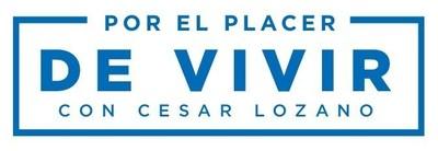 """El programa radial """"Por el Placer de Vivir con Cesar Lozano"""" con firme crecimiento en los Estados Unidos"""