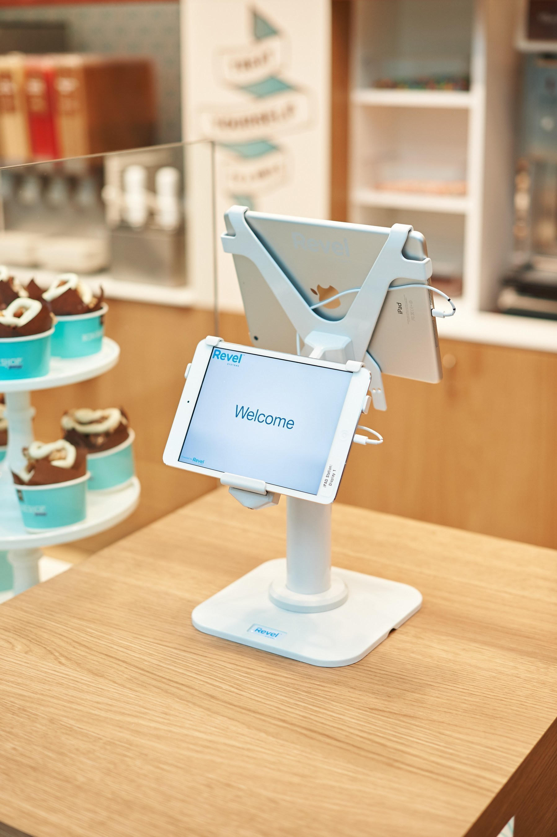 Cinnabon' Chooses Revel Systems, the Leading Point of Sale System Made for iPad, for Roll-out to Bakeries Across the Country