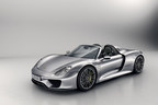 Robb Report Selects The Porsche 918 Spyder As Its 2015 Car Of The Year
