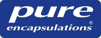 Pure Encapsulations Logo (PRNewsFoto/Pure Encapsulations)