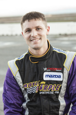 2014 Mazda Club Racer Shootout Winner Kyle Loustaunau