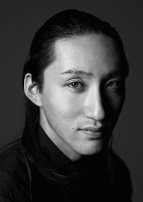Yuima Nakazato, Fashion Designer. Born in 1985, graduated from the Antwerp Royal Academy of Fine Arts with an MA in fashion design in 2004, held his first collection in Paris and established his own fashion brand YUIMA NAKAZATO in 2009, held a run way collection in Tokyo in 2010, selected as the hottest young designer by a Japanese industry magazine, V Magazine in 2011, currently working in Tokyo and showing in Paris.