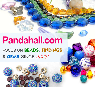 Pandahall.com focus on beads, findings & gems since 2003