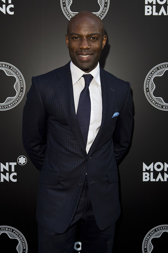 'Interstellar' actor David Gyasi attends the Montblanc De La Culture Arts Patronage Award honouring Richard Reed for the Art Everywhere Project at Getty Images Gallery London on June 25, 2015 (PRNewsFoto/Montblanc) (PRNewsFoto/Montblanc)