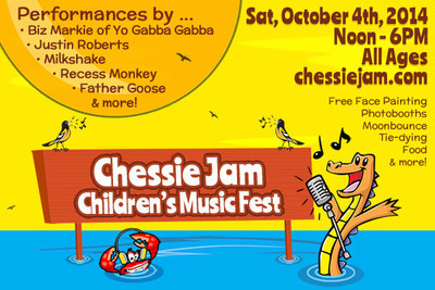 Biggest Children's Music Festival to Hit the East Coast - Chessie Jam