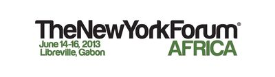 The New York Forum Africa (PRNewsFoto/The New York Forum)