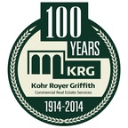 Kohr Royer Griffith, Commercial Real Estate Services, 1480 Dublin Road, Columbus OH 43215 (PRNewsFoto/Kohr Royer Griffith)