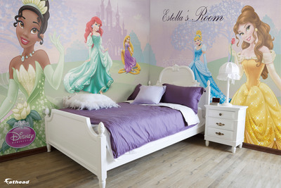 Fathead Total Coverage Offers One-Of-A-Kind Themed Dream Rooms