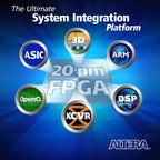 Altera Unveils Innovations at 20 nm