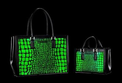 VanDerWaals Caroline and Elena handbags, available for pre-order exclusively at www.Van-Der-Waals.com