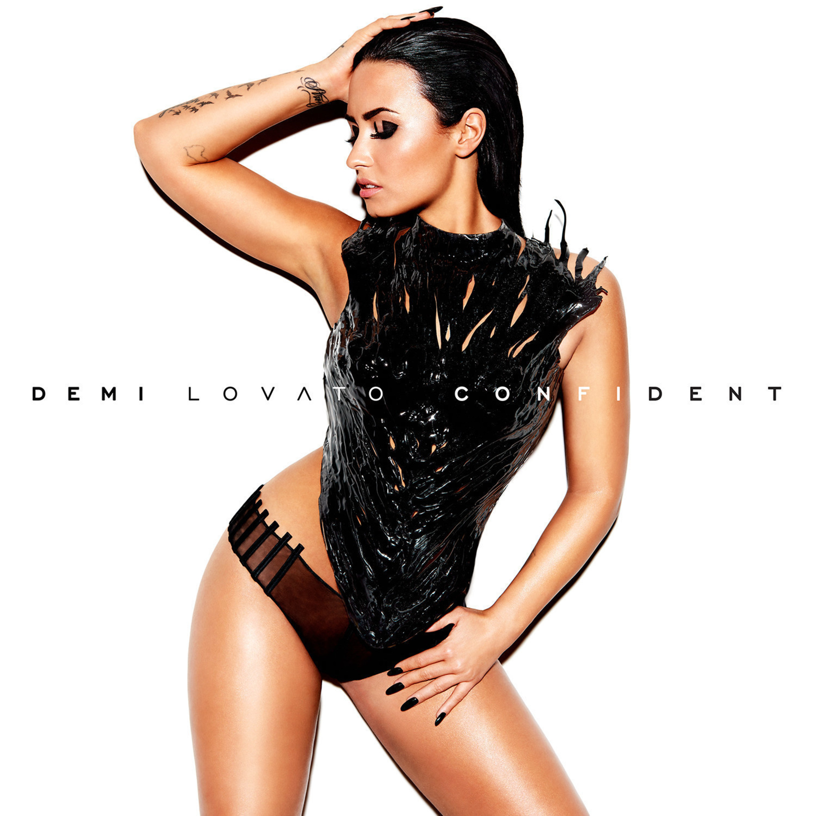 Demi Lovato To Release Fifth Studio Album 'CONFIDENT' Worldwide On October 16th Via Hollywood Records/Island Records/Safehouse Records