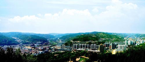 Lingshi - a happy county.  (PRNewsFoto/City Channel of CRI Online)
