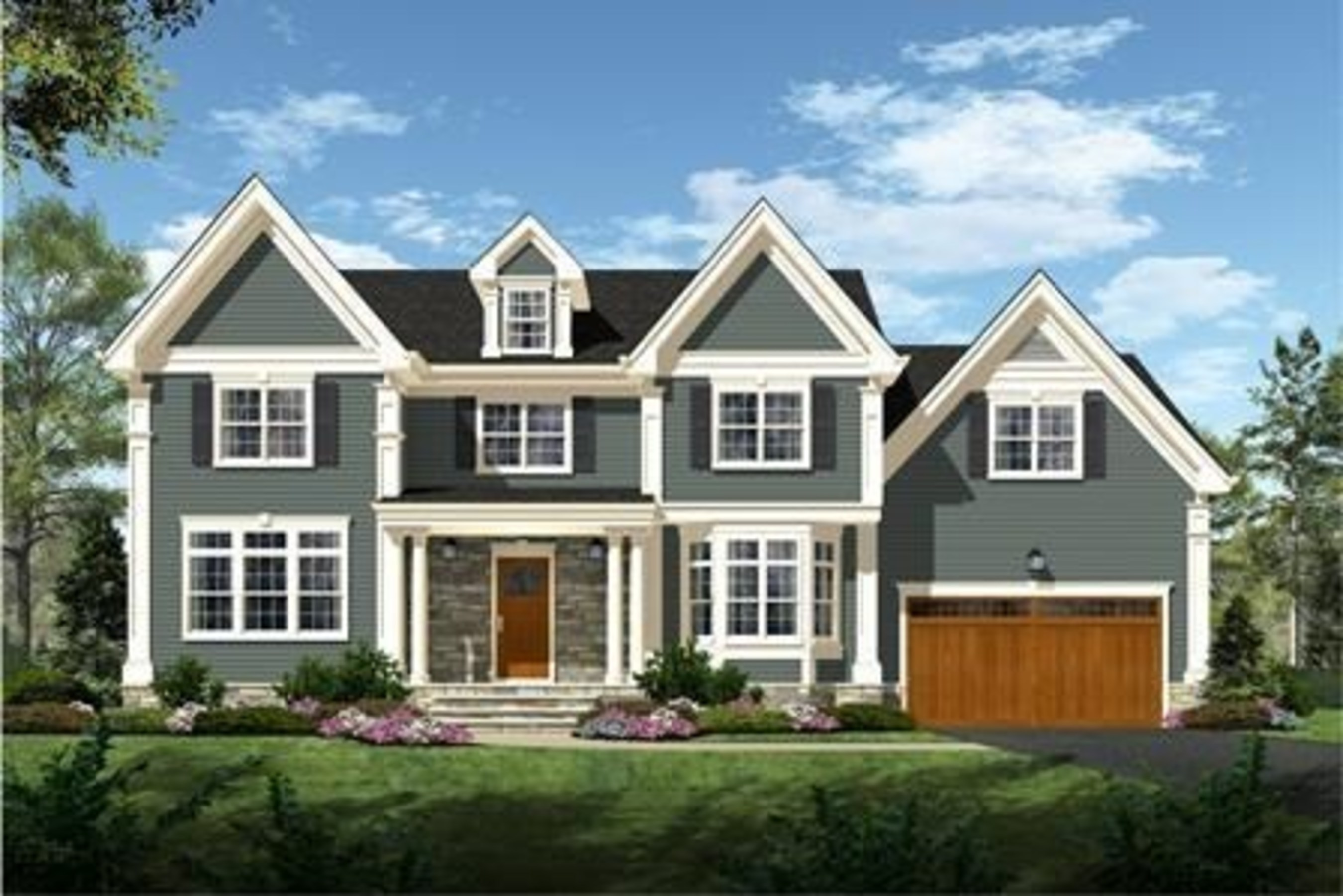 Coldwell Banker New Homes Announces Gialluisi Custom Homes Sells Out New Home in Record Time -- More Underway to Meet Demand in Westfield, NJ
