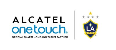 ALCATEL ONETOUCH announced as the Official Smartphone and Tablet Partner of the LA Galaxy.