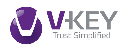 V-Key Logo. (PRNewsFoto/V-Key Inc.) (PRNewsFoto/V-KEY INC_)