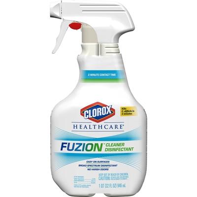 Clorox Healthcare(R) Fuzion(TM) Cleaner Disinfectant