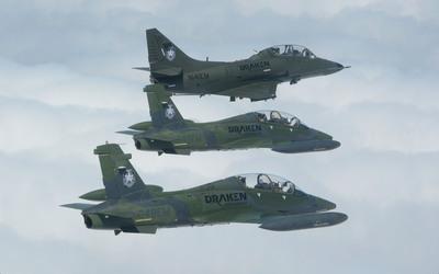 Draken International Takes to the Skies