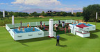 The 2014 edition of Shriners Hospitals for Children Open will have a new look and feel with several fan enhancements throughout the event, including the first public pools to ever be featured on the PGA TOUR in the Zappos.com Fan Experience. (PRNewsFoto/Shriners Hospitals for Children)