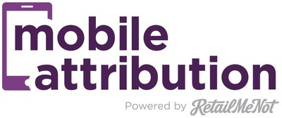 Mobile Attribution Powered by RetailMeNot