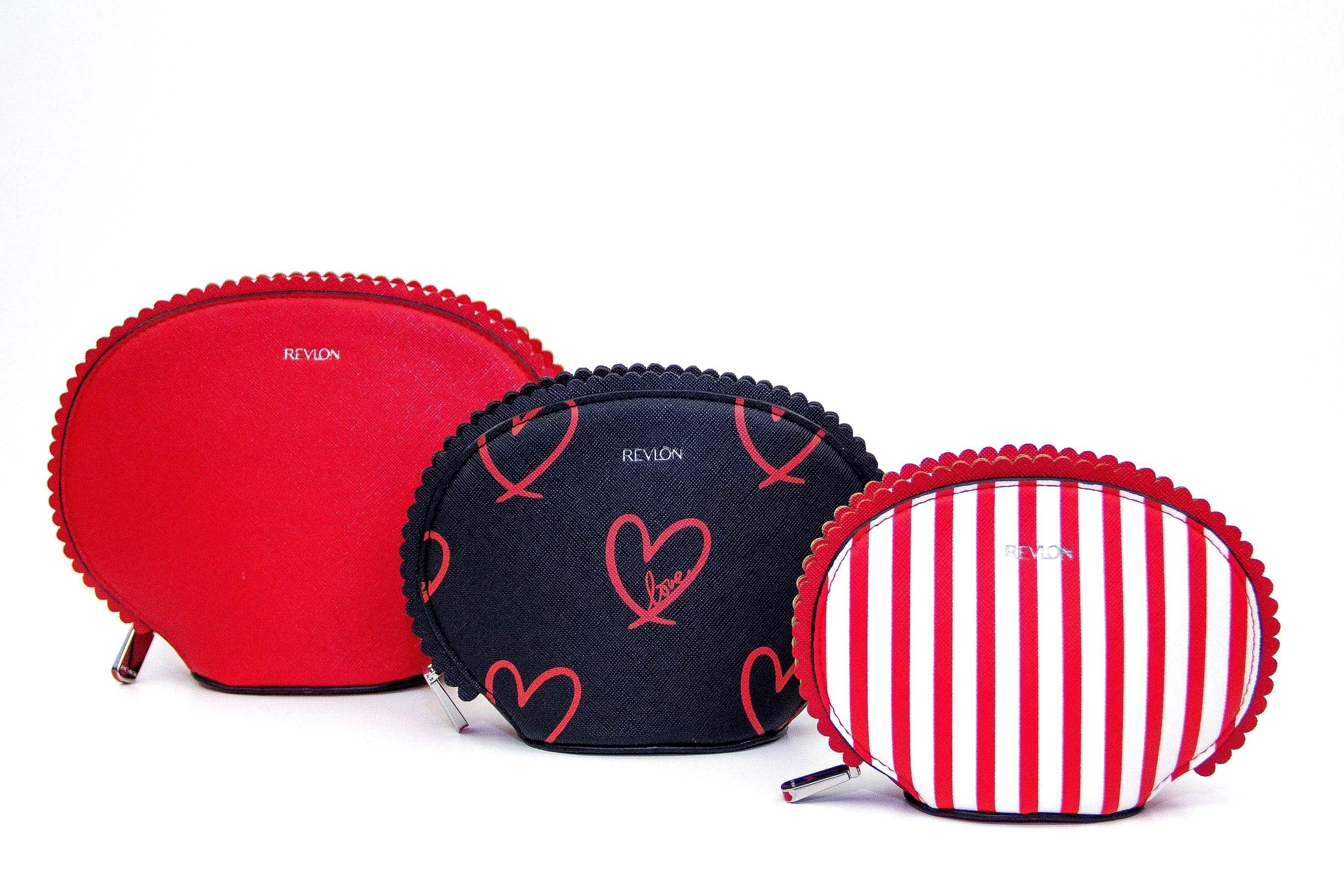 Revlon Cosmetic Bags by AHQ - Accessory Headquarters