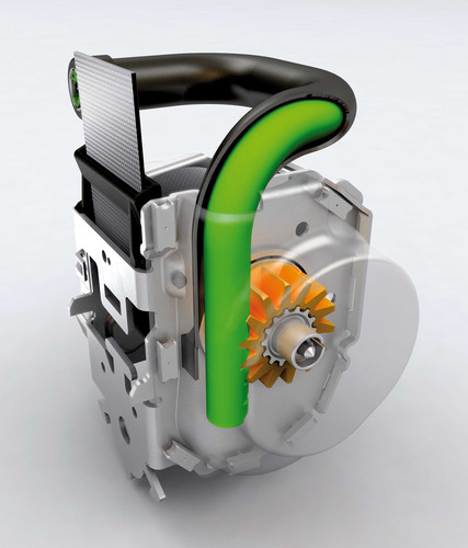 TRW's new SPR4 seat belt pretensioner is launching in North America, Europe and China to deliver ...