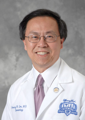 Henry Lim, M.D., chair of Dermatology at Henry Ford Hospital in Detroit; president-elect of American Academy of Dermatology