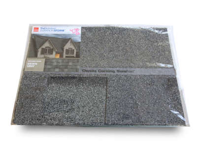 Owens Corning Roofing and Asphalt Reinvents Shingle Sample Boards