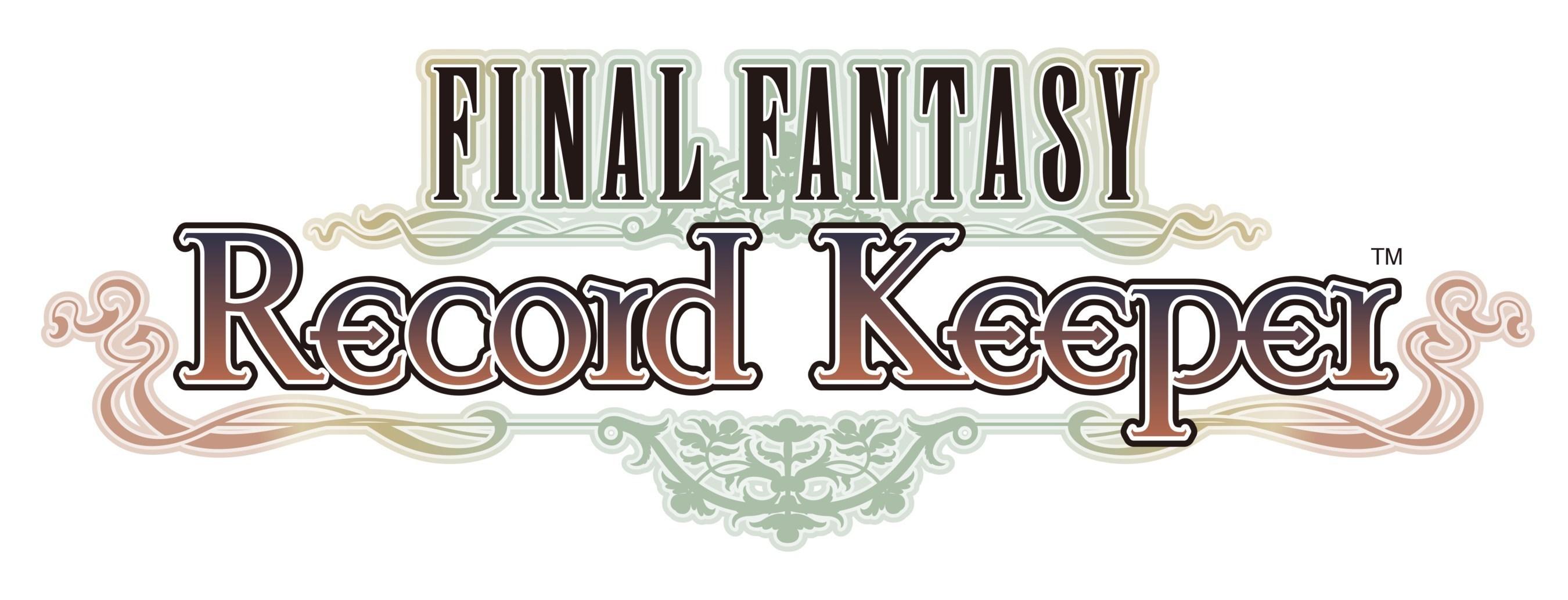 Final Fantasy Record Keeper logo