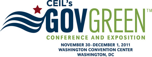 CEIL's GOVgreen Conference and Exposition.  (PRNewsFoto/Center for Environmental Innovation and Leadership ...