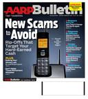January/February Cover of AARP Bulletin